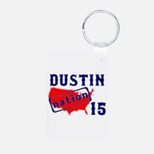 Dustin Nation 15 Keychains
