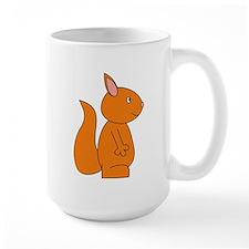 Cute Red Squirrel Mug