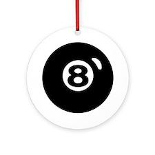 RACK 'EM Ornament (Round)