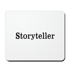 Storyteller Mousepad
