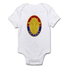 The Fighting First Infant Bodysuit