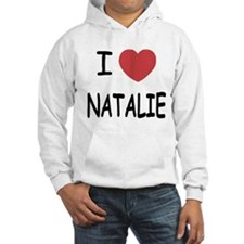 I heart Natalie Hoodie Sweatshirt