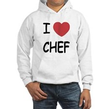 I heart chef Hoodie