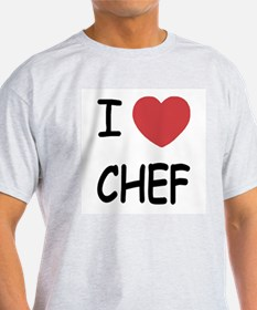 I heart chef T-Shirt