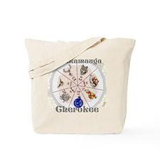 Chickamauga Cherokee Tote Bag