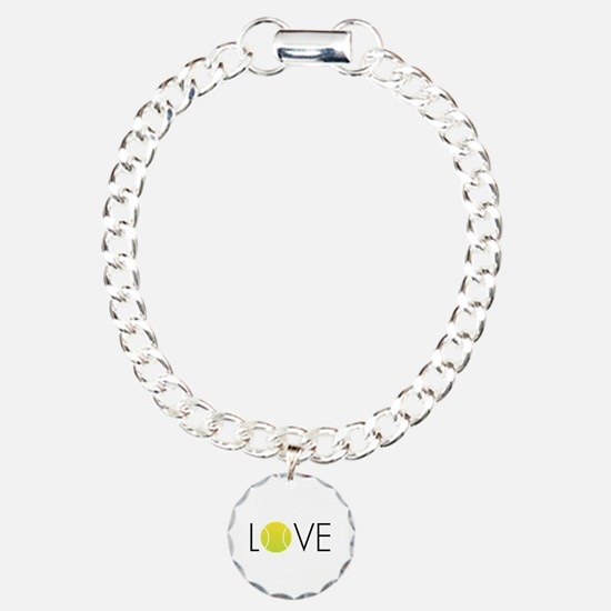 Tennis LOVE ALL Bracelet