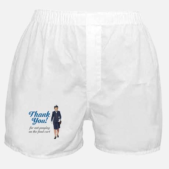 Poo'd Cart Boxer Shorts
