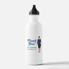 Poo'd Cart Water Bottle