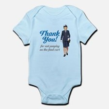 Poo'd Cart Infant Bodysuit