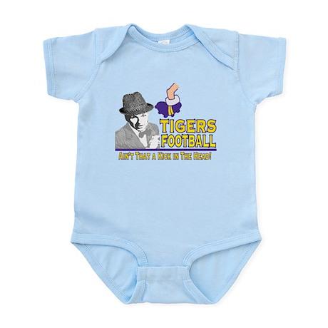 KIck In The Head Infant Bodysuit