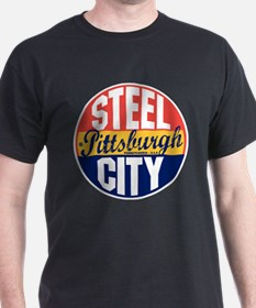 Pittsburgh Vintage Label T-Shirt