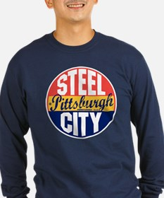 Pittsburgh Vintage Label T