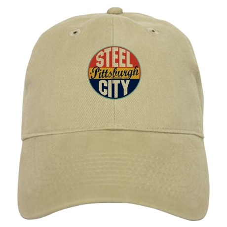 Pittsburgh Vintage Label Cap
