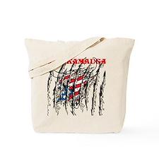 Chickamauga Native American Tote Bag