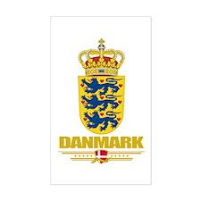 Denmark COA Decal