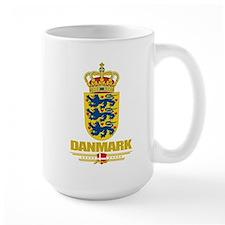 Denmark COA Mug