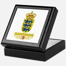 Denmark COA Keepsake Box