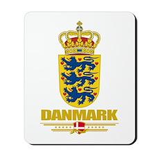 Denmark COA Mousepad