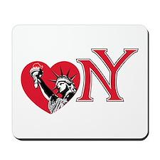 Love NY Mousepad