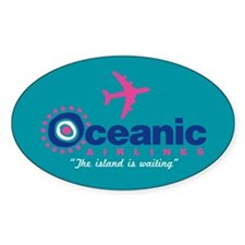 Oceanic Airlines Decal