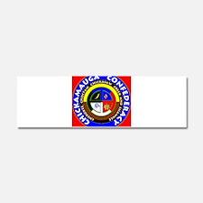 Chickamauga Confederacy Car Magnet 10 x 3