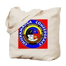 Chickamauga Confederacy Tote Bag