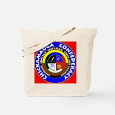 Chickamauga Confederacy Tote Bag