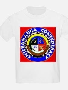 Chickamauga Confederacy T-Shirt