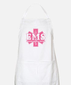 Star of Life EMS (pink) Apron