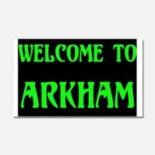 Unique Arkham Car Magnet 20 x 12