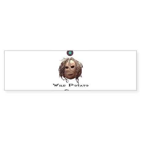Wild Potato Clan Sticker (Bumper)