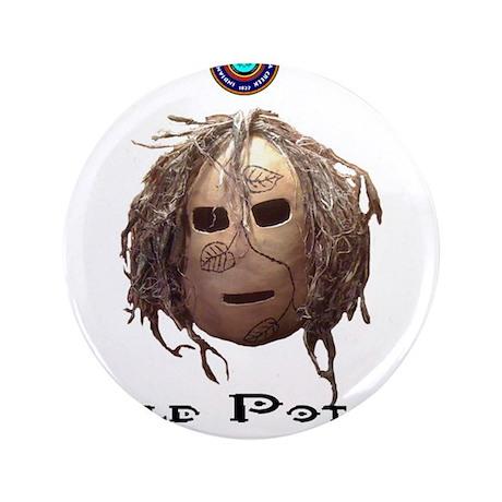 """Wild Potato Clan 3.5"""" Button (100 pack)"""