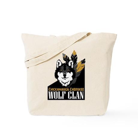 Wolf Clan Tote Bag