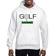 Golf Tee Time Hoodie