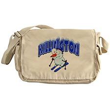 Killington Snowman Messenger Bag