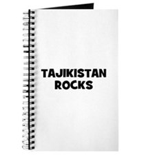 TAJIKISTAN ROCKS Journal