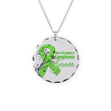Non-Hodgkins Survivor Necklace