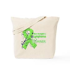 Non-Hodgkins Warrior Tote Bag