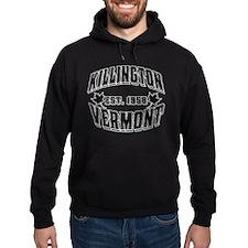 Killington Old Style Black Hoodie