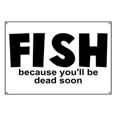 Fish Before Death Banner