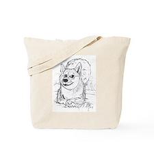 doge-moon Tote Bag