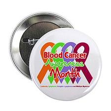 "Blood Cancer Month 2.25"" Button"