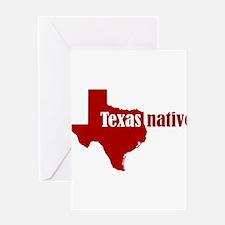 Texas tech red raiders Greeting Card