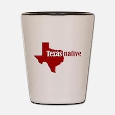 Cute Texas tech red raiders Shot Glass