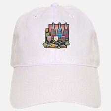 Wine Lovers Baseball Baseball Cap