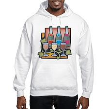 Wine Lovers Hoodie