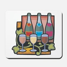 Wine Lovers Mousepad