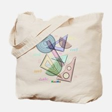 Geometry Tote Bag