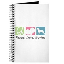 Peace, Love, Rotties Journal