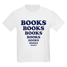 Books Books Books T-Shirt